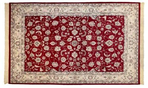 8232-Kashan-India 6x9
