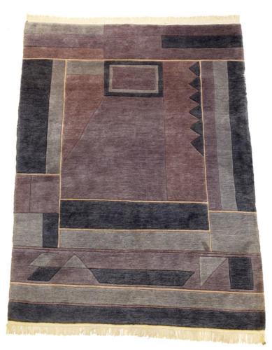 8736-Geometric-Tibet 5.6x7.6