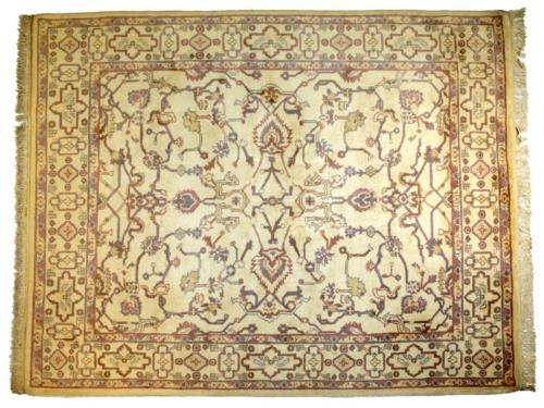 2392-Oushak-India 8x10