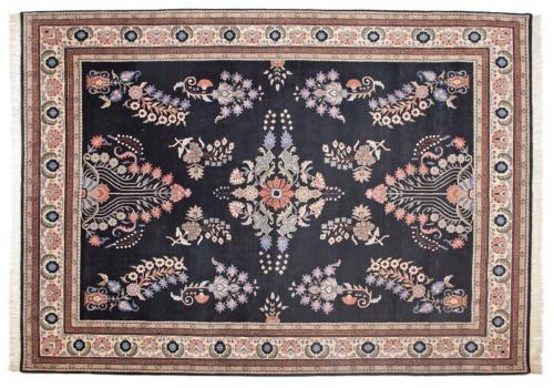 4891-Sarouk-India-9x12
