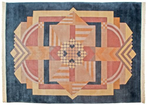 9822-Art Deco-Tibet-8.9x11.6