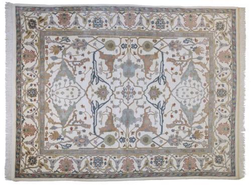 3154-Oushak-India 8x10