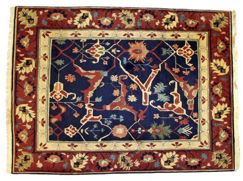 10341-Bidjar-Tibet 8.4x10.7